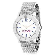 Roberto Cavalli Just Cavalli R7253191645 Silver Color Dial Women's Watch