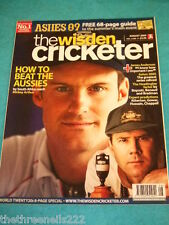 THE WISDEN CRICKETER - HOW TO BEAT THE AUSSIES - AUG 2009