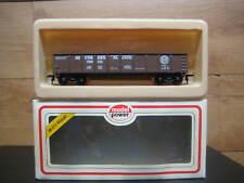 HO MODEL POWER 40' GONDOLA SOUTHERN PACIFIC BROWN W/ WHITE LTRS # 8501