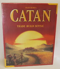 CATAN 5th Edition Trade Build Settle Family Board Game BRAND NEW