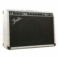 Fender Fsr '65 Deluxe Reverb Amp Chilewich Chalk Tolex