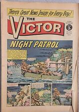 THE VICTOR #624 weekly British comic book February 3, 1973