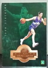 John Stockton card Finite Excellence 98-99 SPx Finite #206 se# 0718/1770