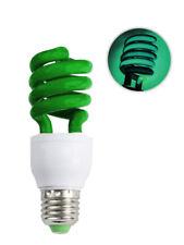 Lampadina basso consumo e27 20w luce verde lampadine spirale 6400k lampada 220 v