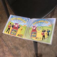 POP Go The WIGGLES Nursery RHYMES And SONGS CD 2007 - EC