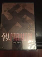 49th Parallel DVD