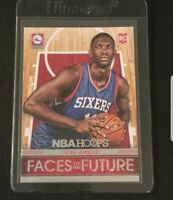 Joel Embiid RC 2014-15 NBA Hoops Faces of the Future #13