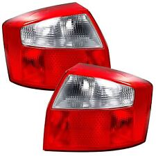 For Audi A4 Mk2 Saloon 2001 - 2004 Rear Light Tail Lights 1 Pair O/S And N/S