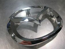 Mazda 2, 3, 5,6 & Mazdaspeed6 New OEM chrome front emblem C235-51-731A