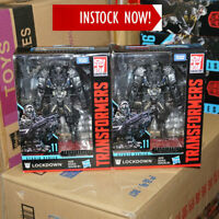 Hasbro Transformers Lockdown Studio Series ss11 Decepticons Deluxe Action Figure