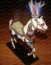 TOPP VIVA LAS VEGAS, Showgirl (Painted Ponies by Westland 12246) 1E/7,911 Signed