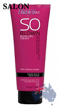 so Salon Only Blown Blow Dry Cream 200g