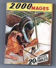 Caméra 34. 2000 images. Recueil des n°91 à 95 - Vaillant 1952/53