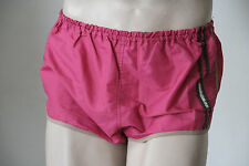 T. M. boutique d6 Pink Matt sprinter shorts 80er RDA 80s True vintage GDR GR. 50