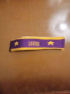Los Angeles Lakers Headband- NEW