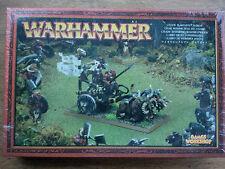 Warhammer Sigmar Chaos Beastmen Chariot BNIB OOP