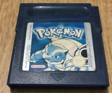Pokemon Blue Nintendo Gameboy Color,