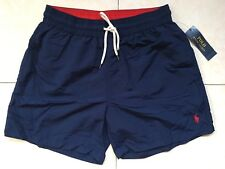 Polo Ralph Lauren Swim Shorts Traveler Trunk  Navy Size  L