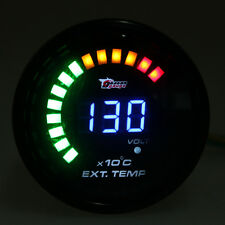 Auto CAR Analog LED Digital Exhaust Gas Temp Temperature EGT Gauge