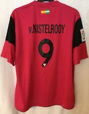 Malaga 2011-2012 Away Shirt Ruud van Nistelrooy #9