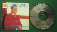 Jim Reeves Have I Told You Lately Live Broadcast Recordings CD