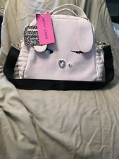 Betsey Johnson Insulted Lunch Bag/purse