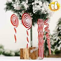 Lollipop Candy Christmas Colorful Xmas Tree Hanging Ornament Party Decoration