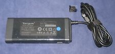 Caricabatterie Originale TARGUS APA40 APA40EU 15-19V 5A +USB 1A