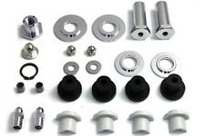 Spring Fork Hardware Kit, Fits Harley FXSTS Springer Softail 1988-2006