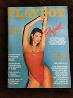 Vtg PLAYBOY Magazine December 1979 Raquel Welch Candice Collins NO CENTERFOLD