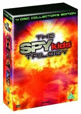 Spy Kids Trilogy Box Set Antonio Banderas, Carla Gugino Brand NEW DVD