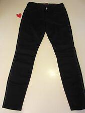 "Lucky BRAND Leyla SKINNY Women's Jean 2 / 26 29"" Handcrafted Curvy Black"