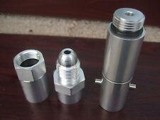 Gaz GPL Adaptateur recharge gaz bouteilles propane Mâle et Femelle Gauche Filetage