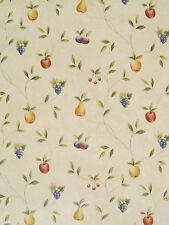 NORWALL CN24603L Tuscany Fruits Apple Pear Cherry Grape Vinyl Wallpaper Roll