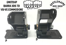 EM170HP - VB-VS COMMODORE TO FORD BARRA XR6 ENGINE MOUNTS