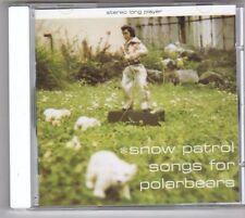 (ES954) Snow Patrol, Songs For Polarbears - 1998 CD