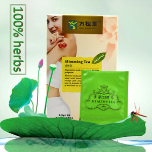 Natural Tea Health Diet Fat Removing Body Slimming Detoxification No Side Effect