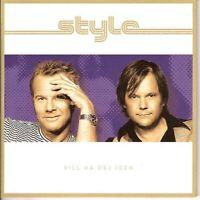 """Style - """"Vill Ha Dej Igen"""" - 2009 - CD Single"""