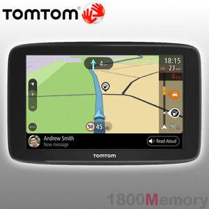 "GENUINE TomTom GO Basic 6"" Screen In Car GPS Navigation AU NZ SE Asia Traffic"
