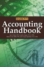 Accounting Handbook by Joel G. Siegel CPA, Anique Qureshi, Jae K. Shim and...