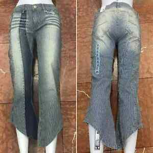 Women's Azzure Vintage Indigo Capri Pants