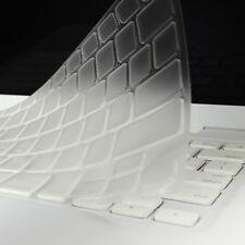 NEW ARRIVAL! CLEAR TPU Keyboard Cover Skin for  OLD Macbook White A1342