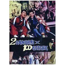 Dvd 2 SAMURAI PER 100 GEISHE - (1962) ***Franco & Ciccio***   ......NUOVO