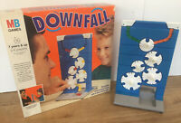 Vintage 1992 Downfall Board Game by MB Games - Complete In Good Condition