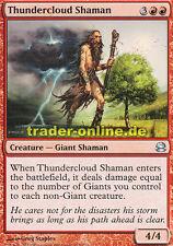 2x Thundercloud Shaman (donnerwolken-chamán) modern masters Magic