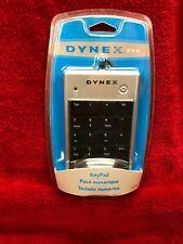 DYNEX DX-KEYPAD - PLUG & PLAY - USB CONNECTION