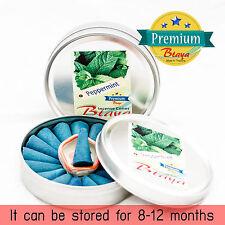Peppermint Premium Incense Cones Scent Aroma Incense Sticks Dipped Bulk Of Btaya