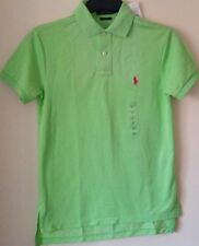 BNWT POLO RALPH LAUREN MENS CUSTOM SOLID MERCERISED POLO SHIRT/TOP SIZE XSMALL