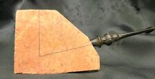 Briar Pipe Making Kit 2 Vulcanite Military