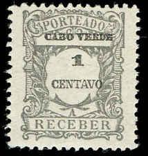 Scott # J22 - 1921 - ' Numeral of Value '